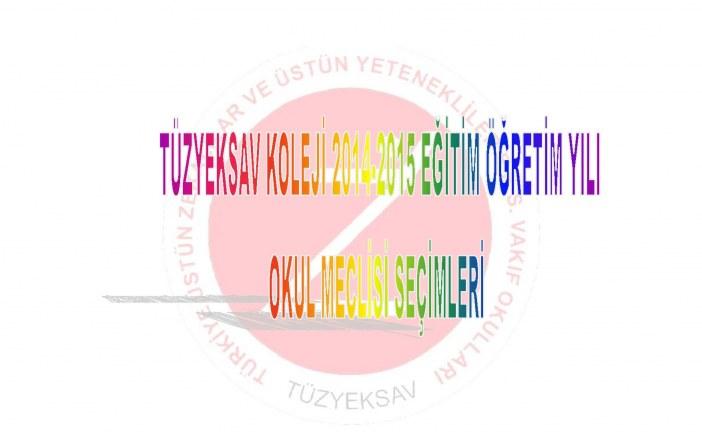 Okul Meclisi Başkanlık Seçimleri