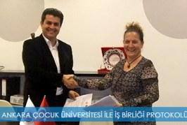 Ankara Üniversitesi Tüzyeksav Okulları İşbirliği