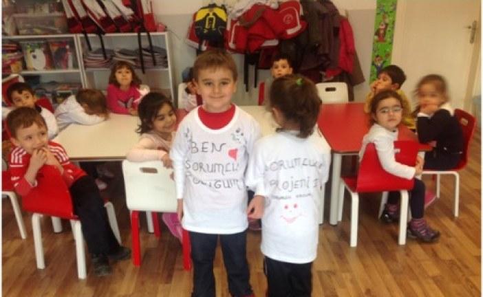 Sorumlu Çocuk Projesi