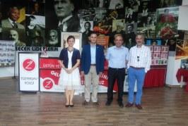 Türkiye Oryantiring Federasyonu Başkanının Ziyareti