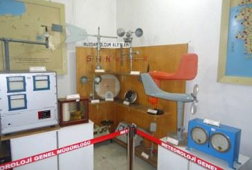 Meteoroloji Müzesi Alan Gezisi