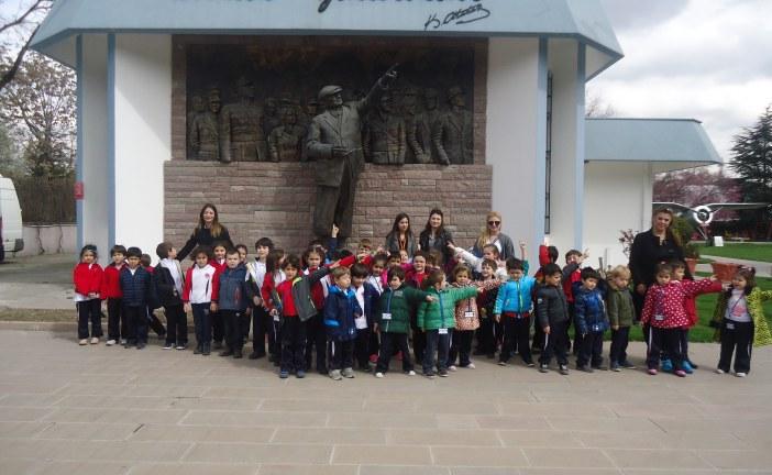 Ana Sınıfları- THK Müzesi Alan Gezisi