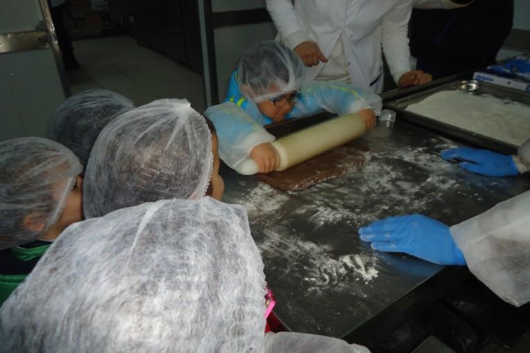 Ana Sınıfı-Mutfak Etkinliği