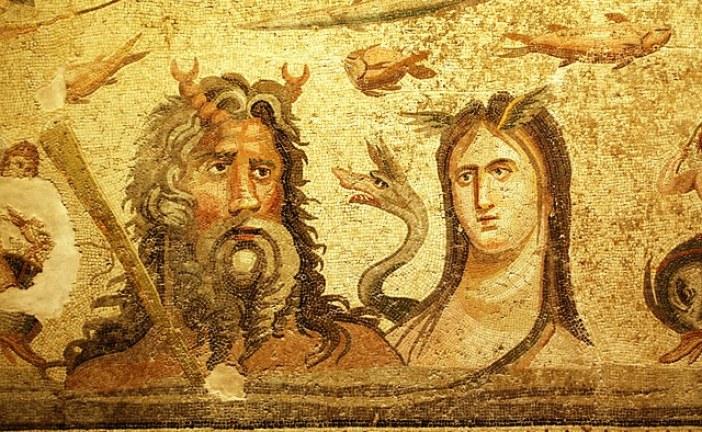 Mitolojinin Mozaiklere Yansıması